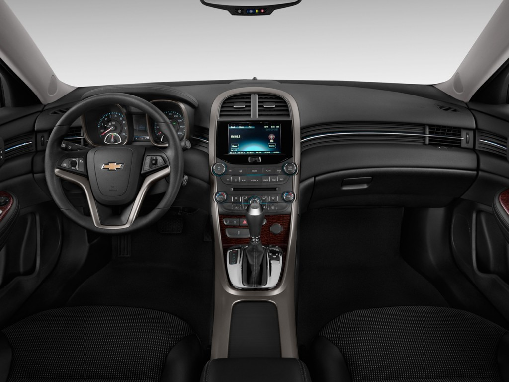 2007 Chevy Tahoe Dashboard Recall >> Image: 2013 Chevrolet Malibu 4-door Sedan ECO w/1SA Dashboard, size: 1024 x 768, type: gif ...