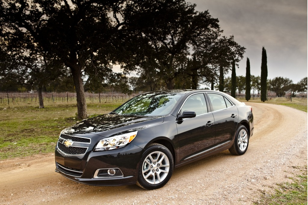 2013 Chevrolet Malibu Chevy Pictures Photos Gallery