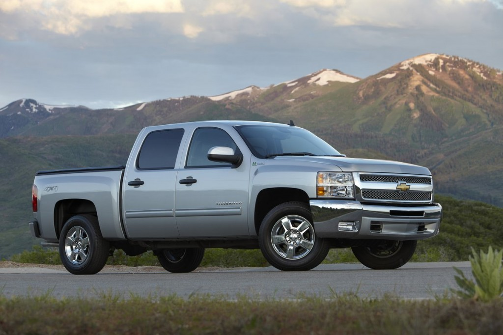 2013 chevrolet silverado 1500 hybrid chevy pictures photos gallery. Cars Review. Best American Auto & Cars Review