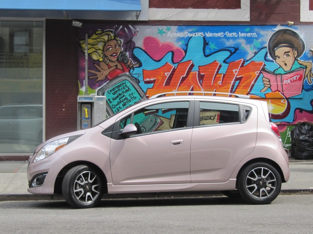 2013 chevrolet spark review the car connection august 24 2012 by john voelcker
