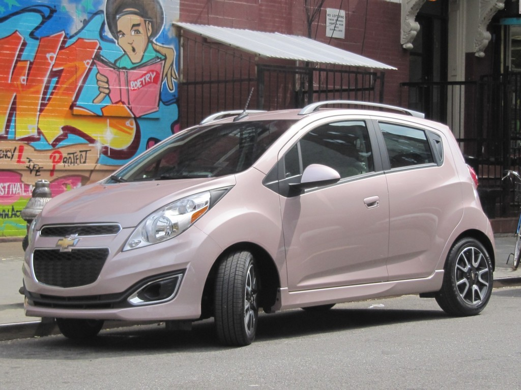 2013 chevrolet spark first drive. Black Bedroom Furniture Sets. Home Design Ideas