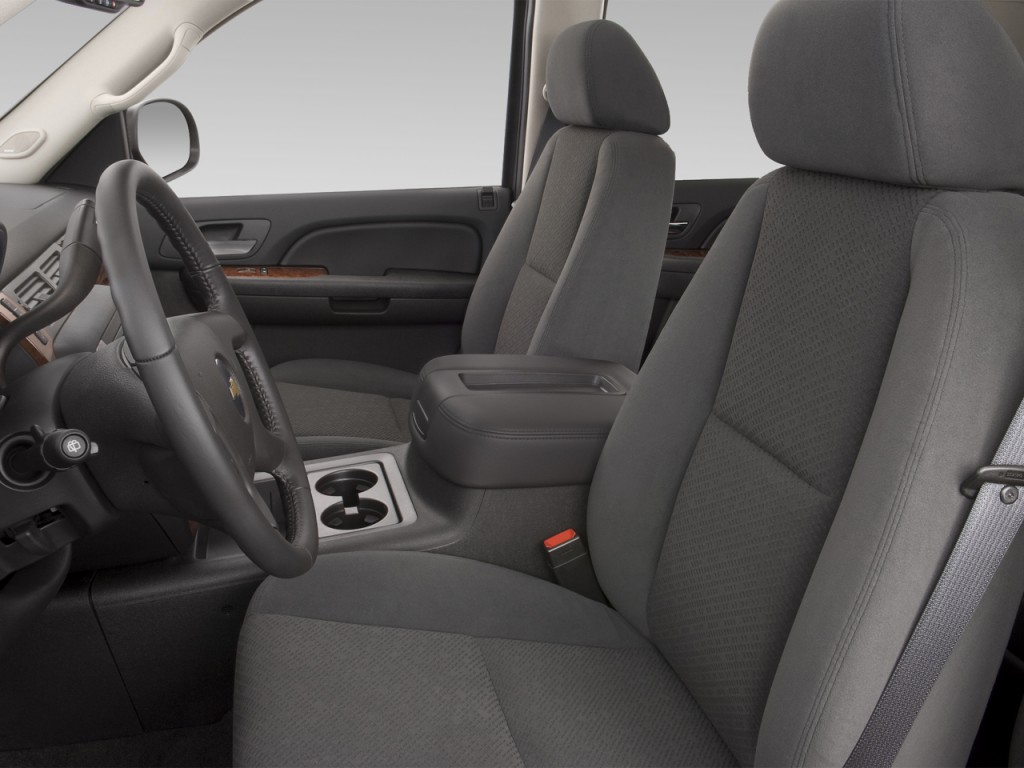 image 2013 chevrolet tahoe 2wd 4 door 1500 lt front seats size 1024 x 768 type gif posted. Black Bedroom Furniture Sets. Home Design Ideas