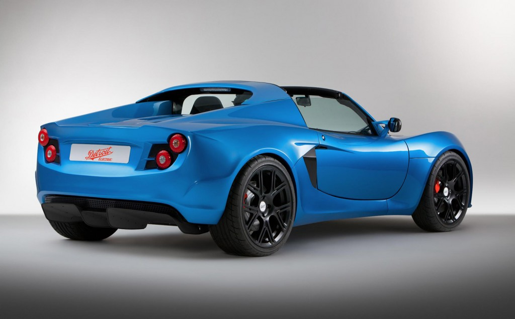 Detroit Electric Sp 01 The New Tesla Roadster