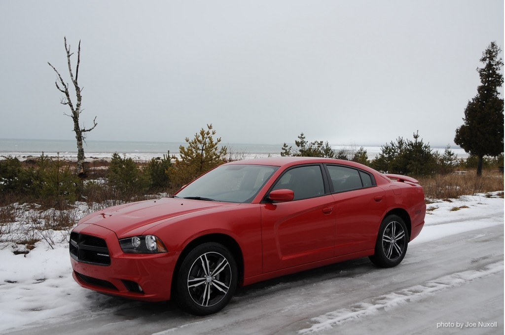 2013 dodge charger awd sport winter road trip across michigan. Black Bedroom Furniture Sets. Home Design Ideas