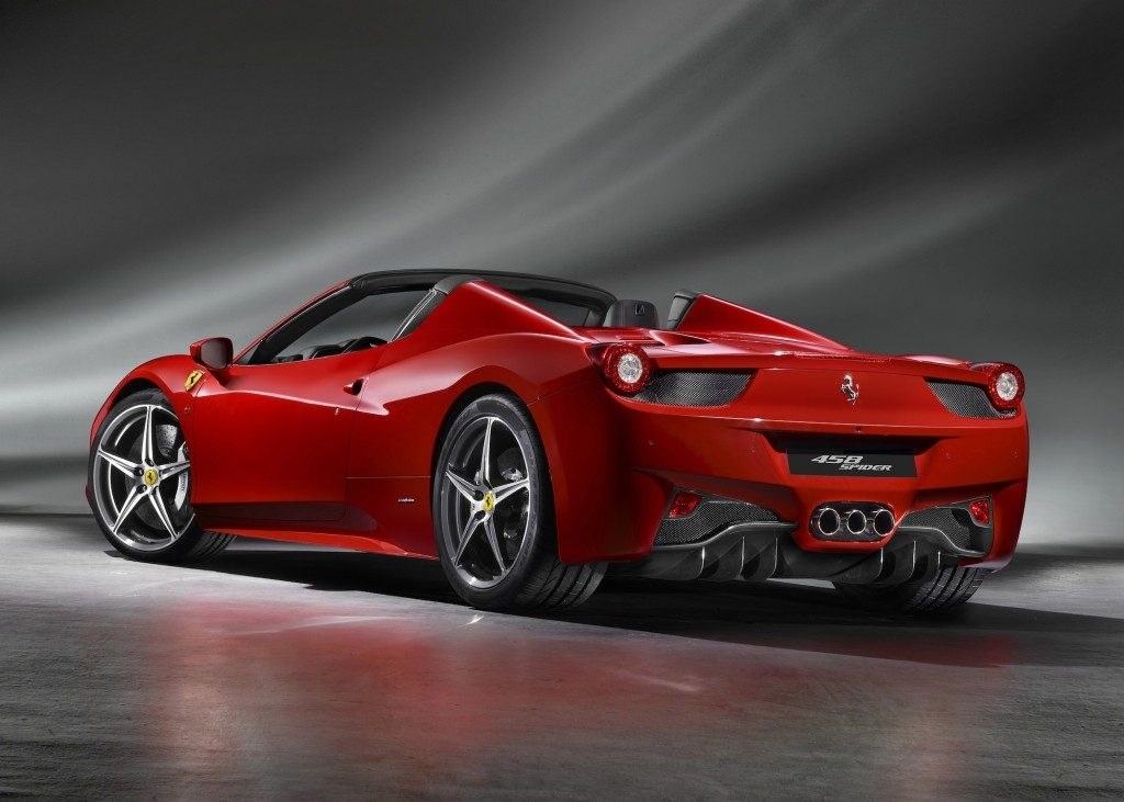 2013 Ferrari 458 Italia Pictures/Photos Gallery - The Car Connection