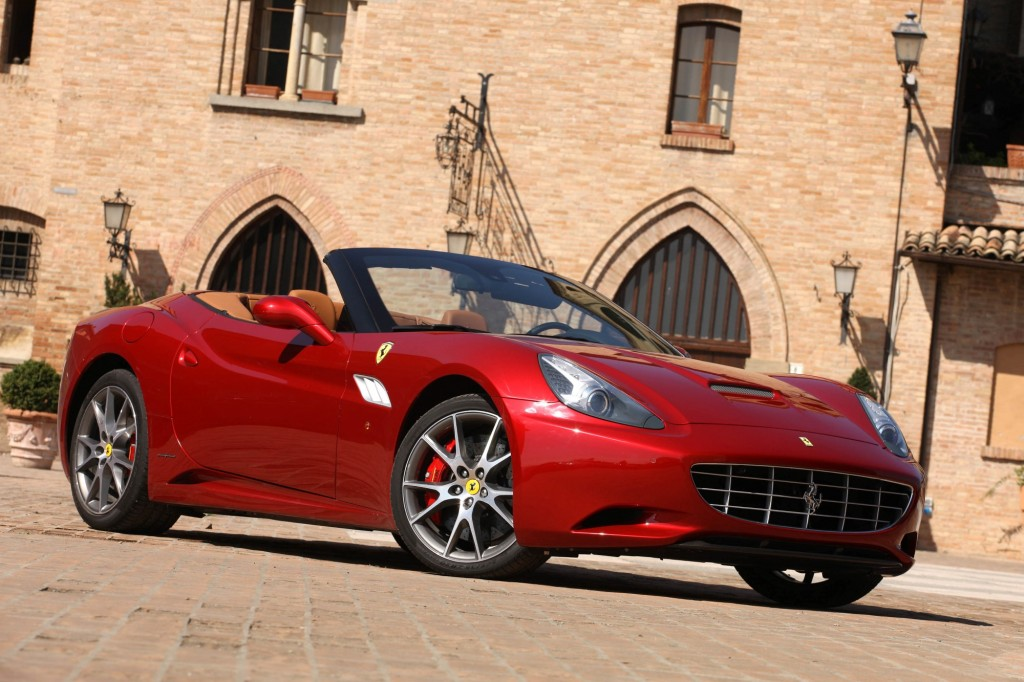 How Much is a Ferrari California 2013 7