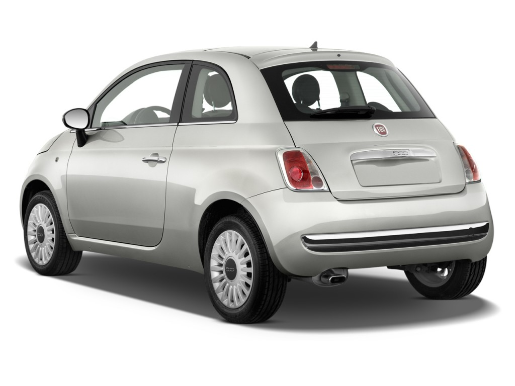 image 2013 fiat 500 2 door hb lounge angular rear exterior view size 1024 x 768 type gif. Black Bedroom Furniture Sets. Home Design Ideas