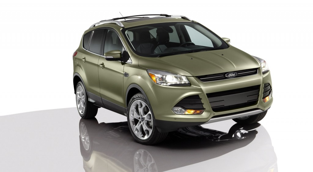2013 ford escape pictures photos gallery green car reports. Black Bedroom Furniture Sets. Home Design Ideas
