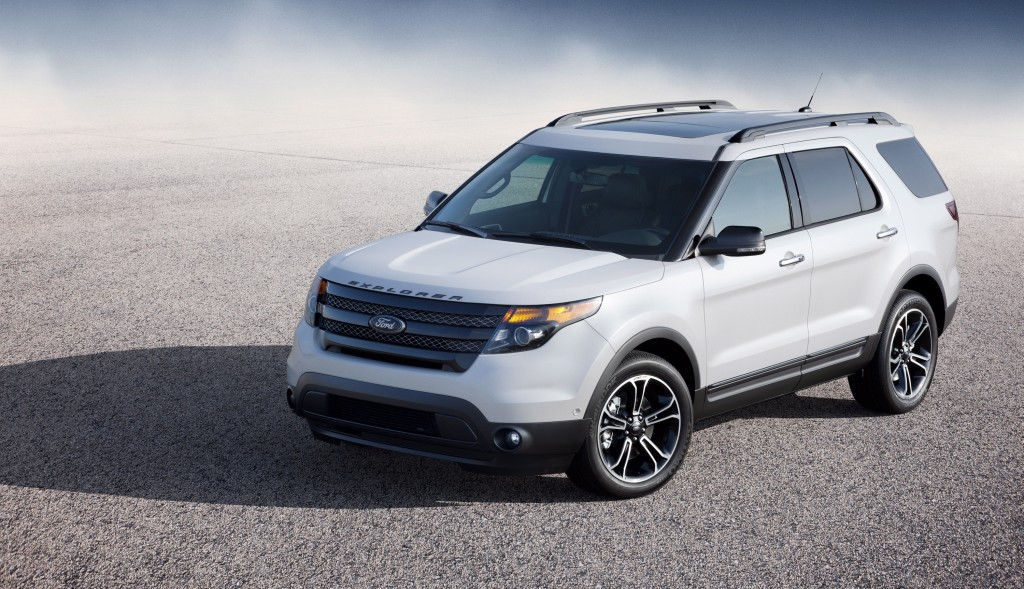 2013 Ford Explorer Sport Delivers 365 Horsepower And 22 MPG Highway