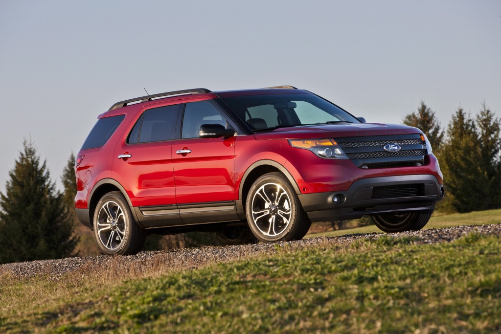 2013 ford explorer sport priced from 40 720. Cars Review. Best American Auto & Cars Review