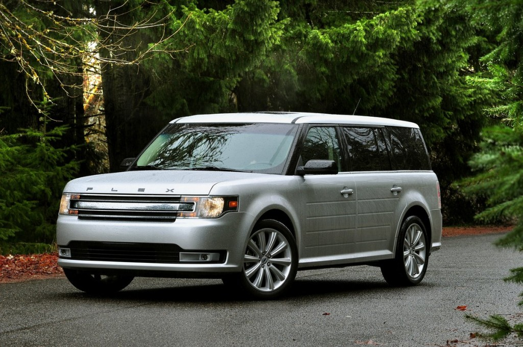 2013 ford flex pictures photos gallery green car reports. Black Bedroom Furniture Sets. Home Design Ideas