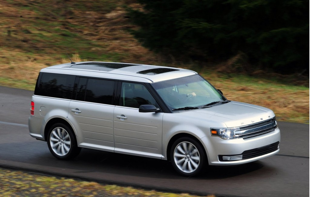 2014 ford flex pictures photos gallery the car connection. Black Bedroom Furniture Sets. Home Design Ideas