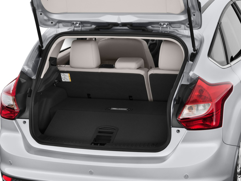 Image 2013 Ford Focus Electric 5dr Hb Trunk Size 1024 X