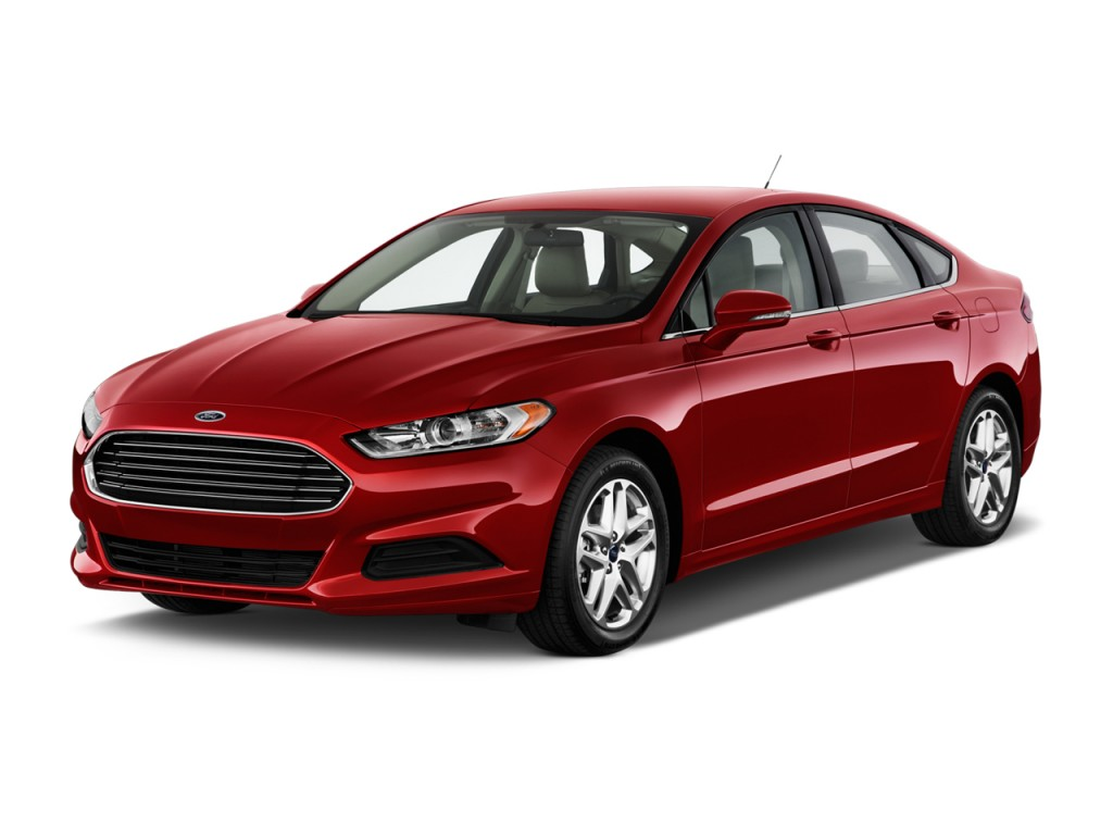 Image 2013 Ford Fusion 4 Door Sedan Se Fwd Angular Front Exterior View Size 1024 X 768 Type
