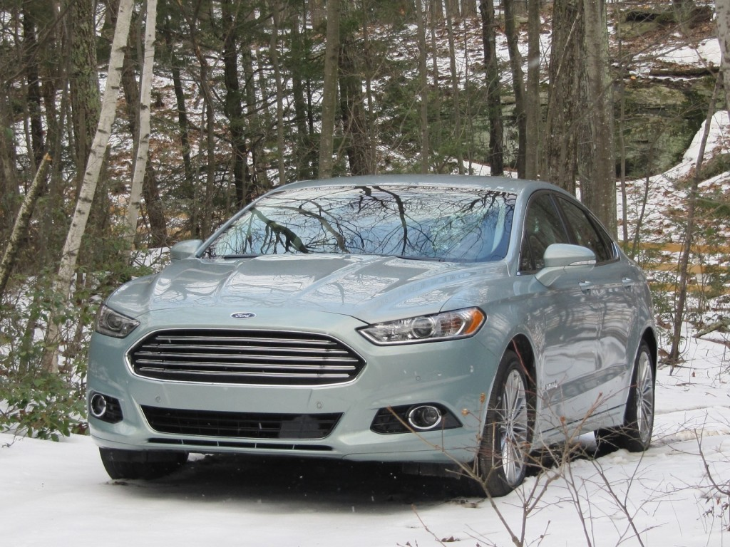 2013 ford fusion hybrid test drive catskill mountains ny mar 2013. Cars Review. Best American Auto & Cars Review