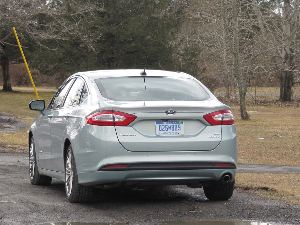 2013 ford fusion hybrid quick winter gas mileage test. Cars Review. Best American Auto & Cars Review