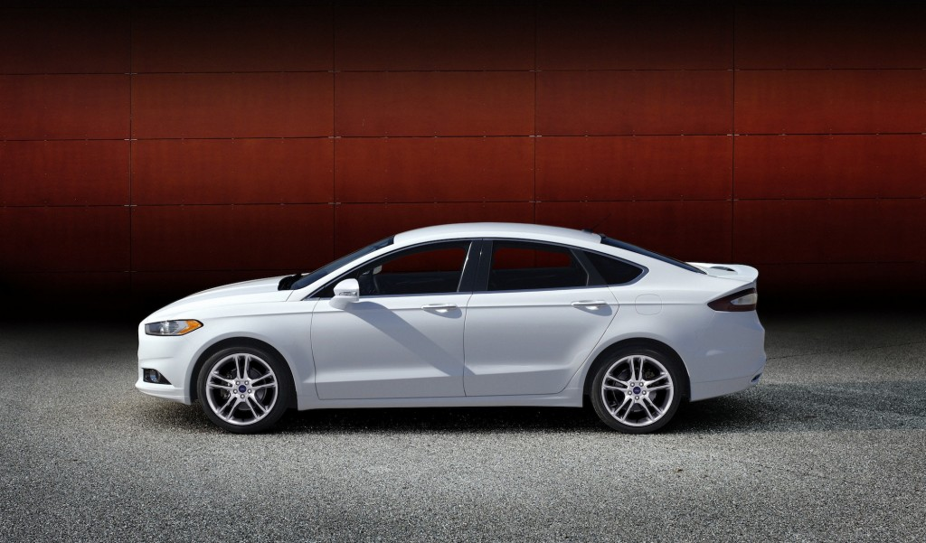 2013 Ford Fusion Vs. 2014 Mazda Mazda6: Which Looks Better? #YouTellUs