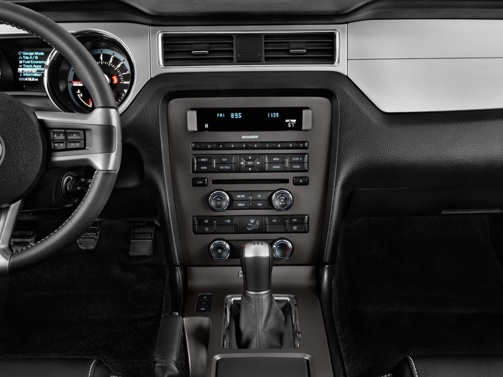 loathe the silver the mustang source - 2013 Ford Mustang Interior