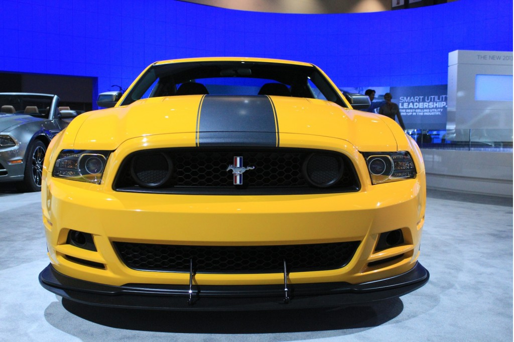 would you pony up 200k for a 2013 ford mustang boss 302. Black Bedroom Furniture Sets. Home Design Ideas