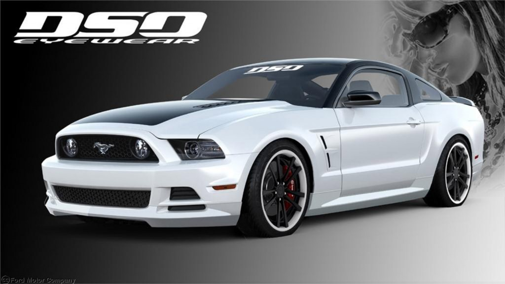 ford rolls out 2012 sema mustang fleet. Black Bedroom Furniture Sets. Home Design Ideas