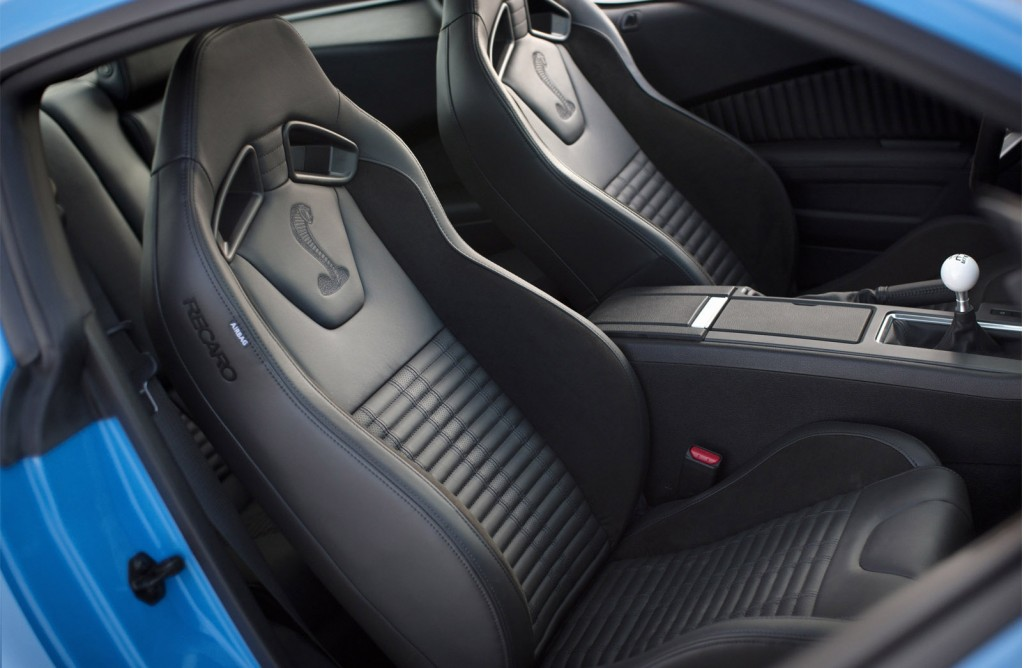 2015 Ford Mustang Shelby Gt500 Interior Ford Mustang Shelby Gt500