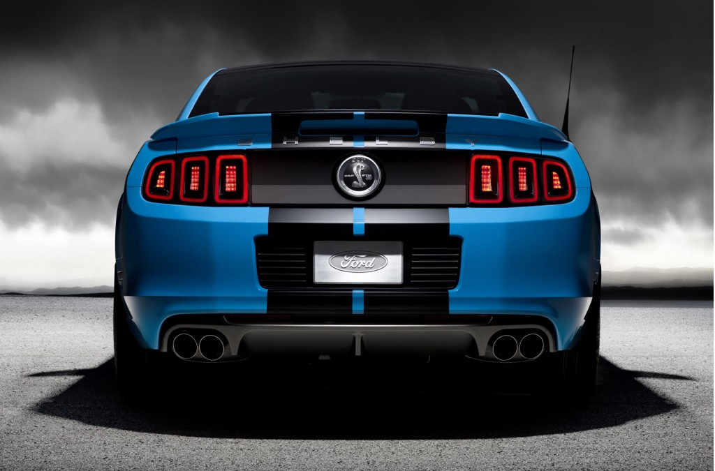2013 Ford Mustang Shelby GT500 Debuts In L.A. With 650-