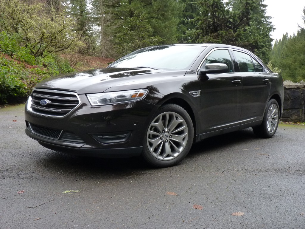 2013 Ford Taurus First Drive