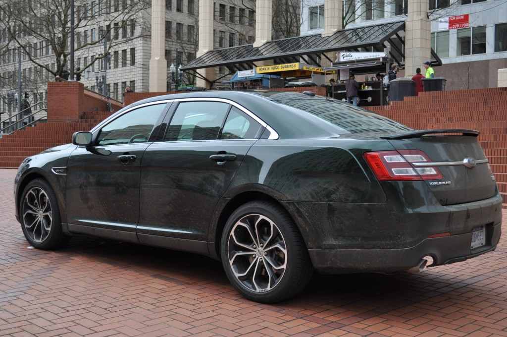 Image 2013 Ford Taurus Sho Size 1024 X 680 Type Gif