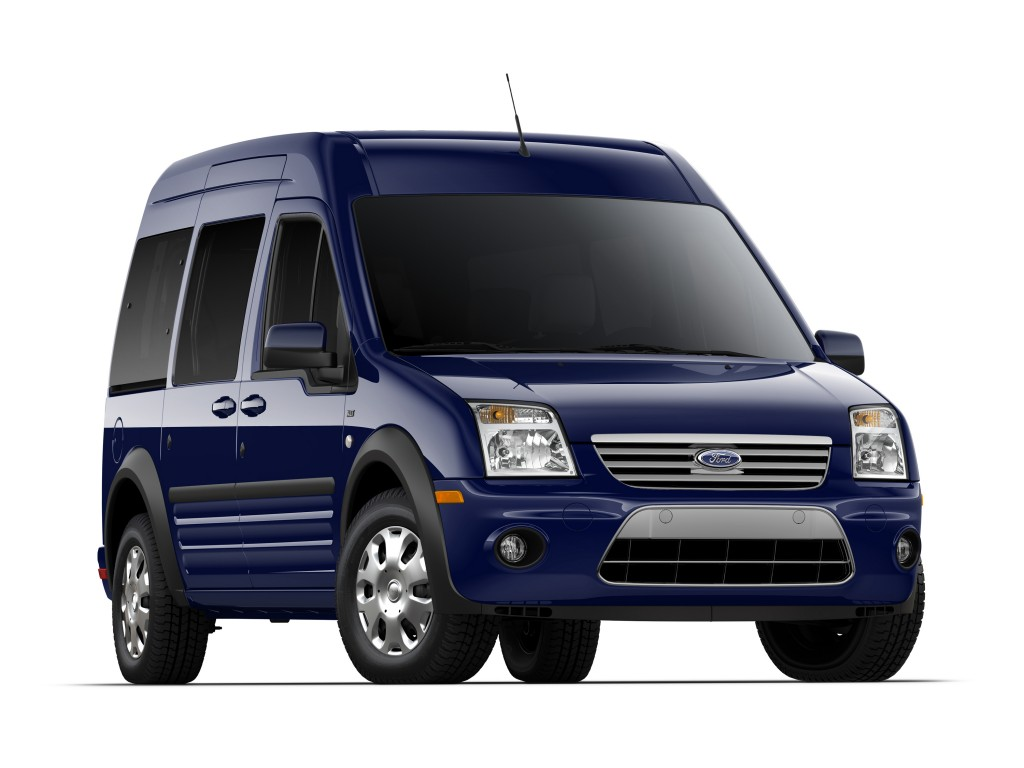 2013 Ford Transit Connect Wagon - Photo Gallery
