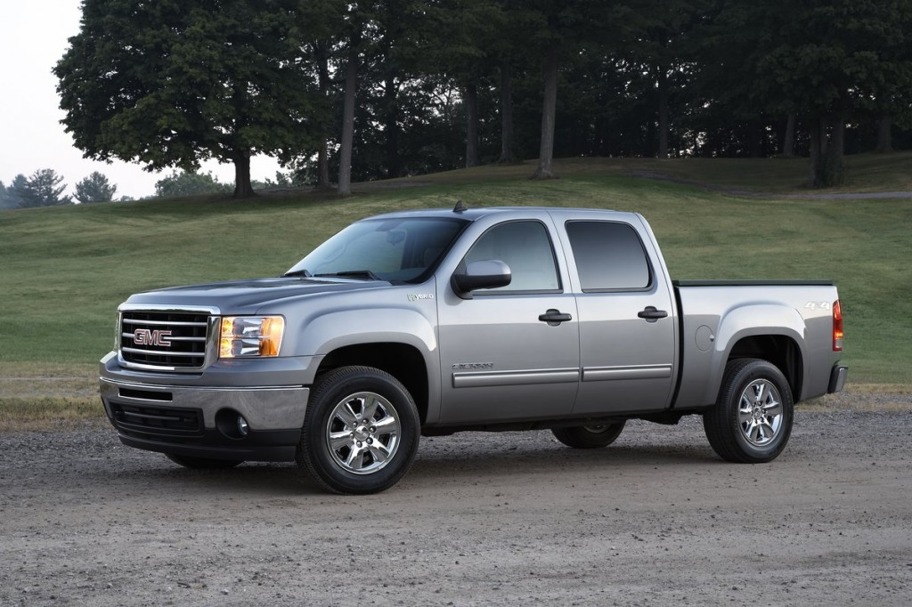 2013 gmc sierra 1500 hybrid pictures photos gallery the. Black Bedroom Furniture Sets. Home Design Ideas