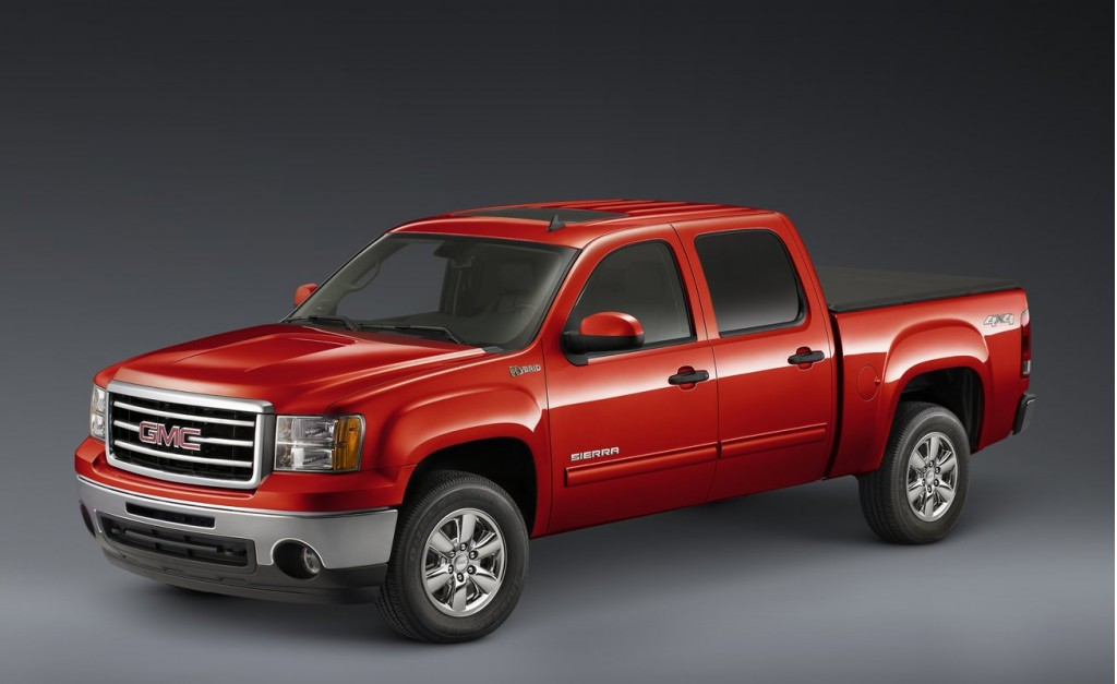 2013 gmc sierra 1500 hybrid pictures photos gallery. Black Bedroom Furniture Sets. Home Design Ideas