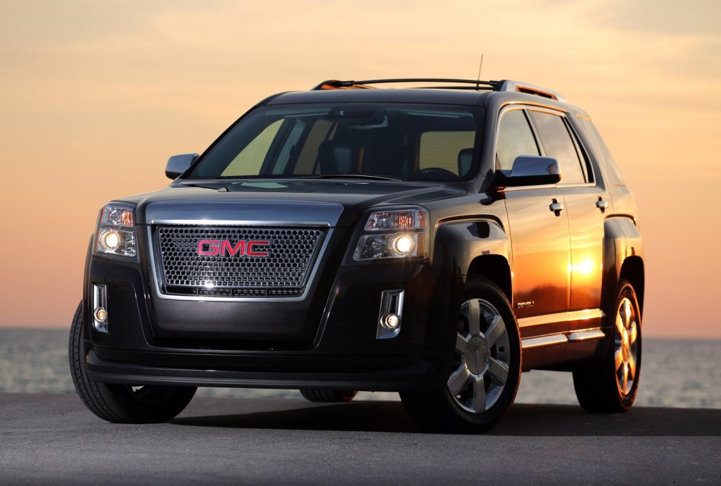 2013 gmc terrain pictures photos gallery motorauthority. Black Bedroom Furniture Sets. Home Design Ideas