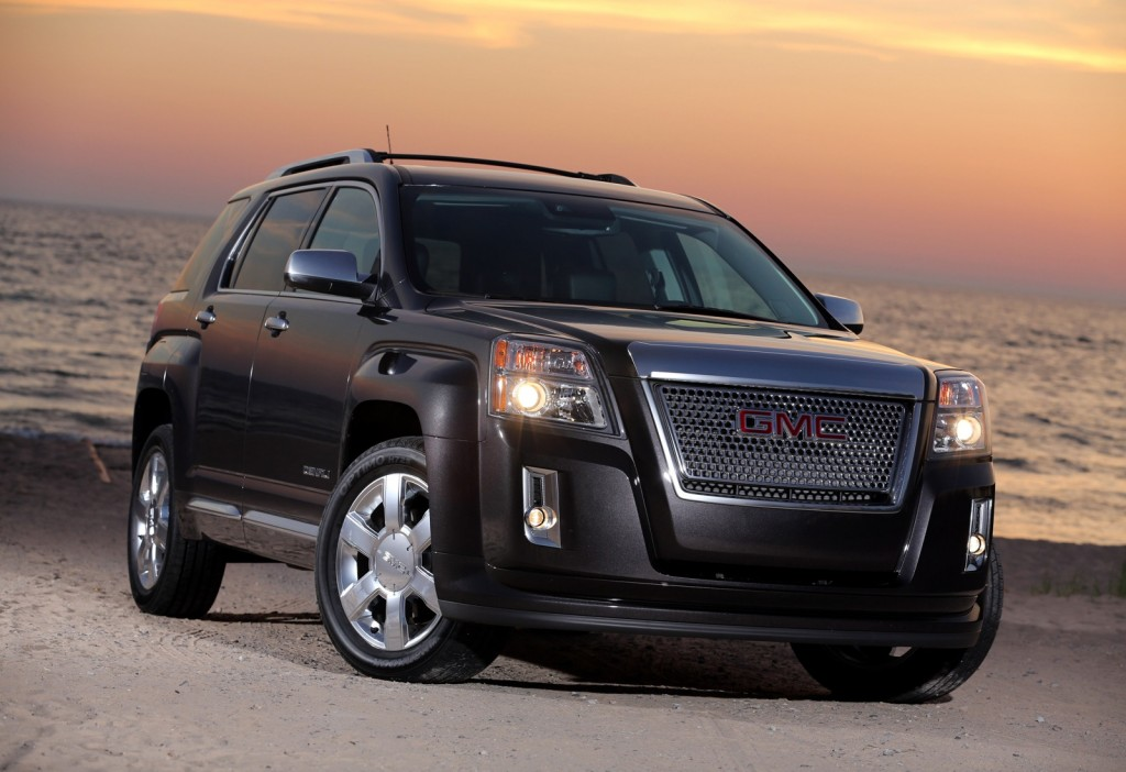 2013 GMC Terrain Pictures/Photos Gallery - The Car Connection