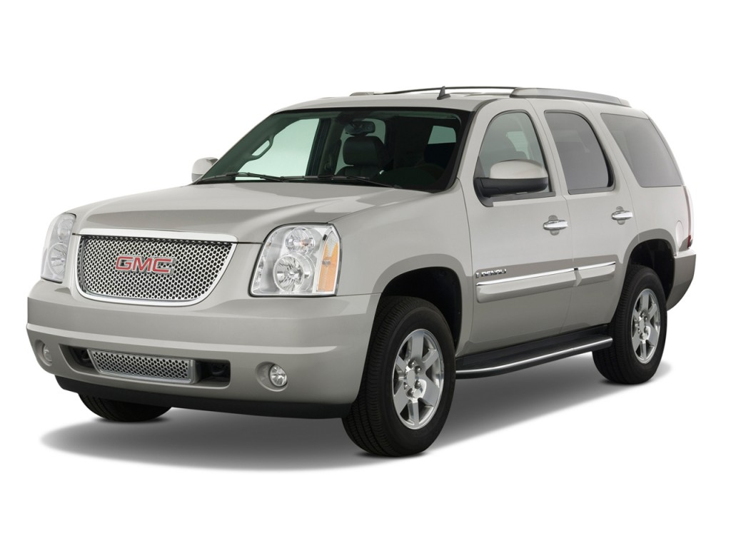 2013 gmc yukon pictures photos gallery motorauthority. Black Bedroom Furniture Sets. Home Design Ideas