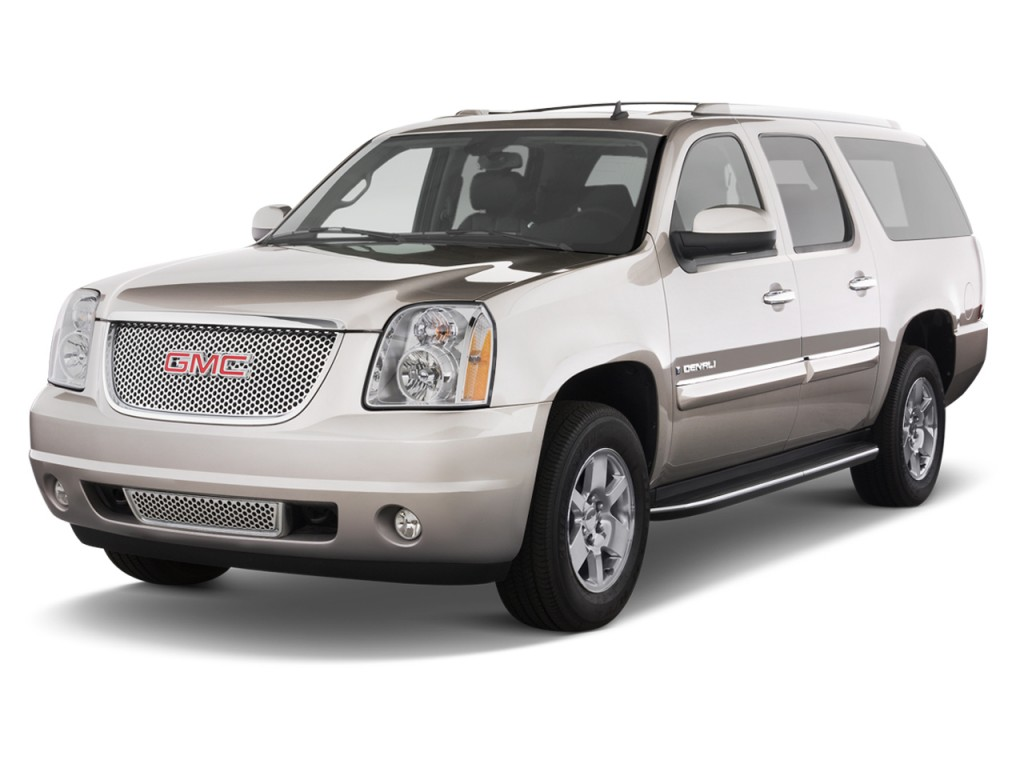Image 2013 Gmc Yukon Xl 2wd 4 Door 1500 Denali Angular