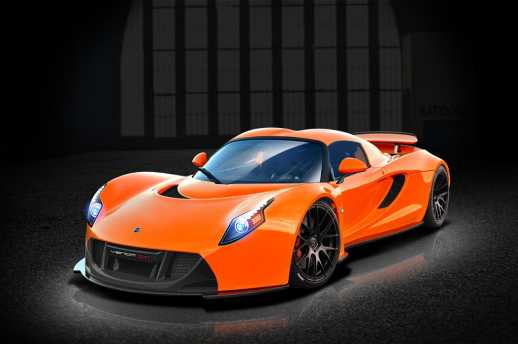 2014 Hennessey Venom Gt2 Coming With More Than 1 500 Hp
