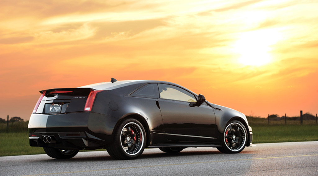 2013 Hennessey VR1200 Twin-Turbo Cadillac CTS-V Coupe