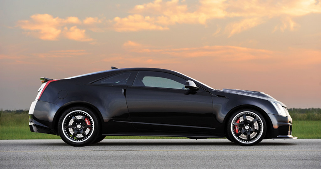 hennessey unleashes 1 226 hp cadillac cts v coupe video. Cars Review. Best American Auto & Cars Review