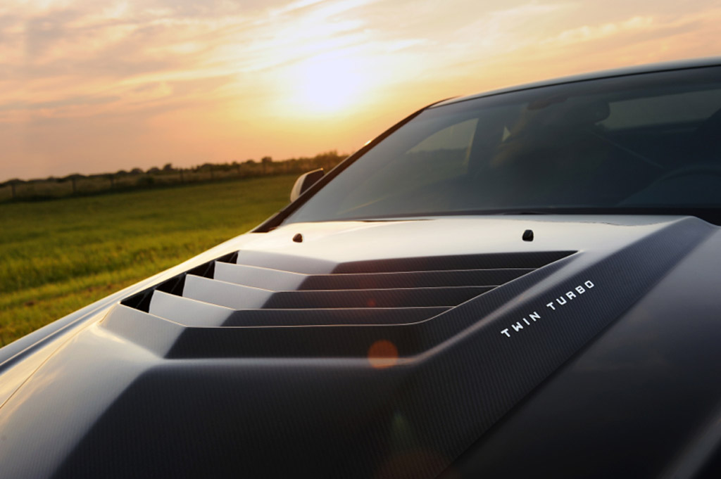 Image 2013 Hennessey Vr1200 Twin Turbo Cadillac Cts V