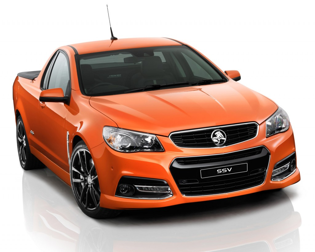 Vf Holden Commodore Ute And Wagon Revealed U S Sales Of
