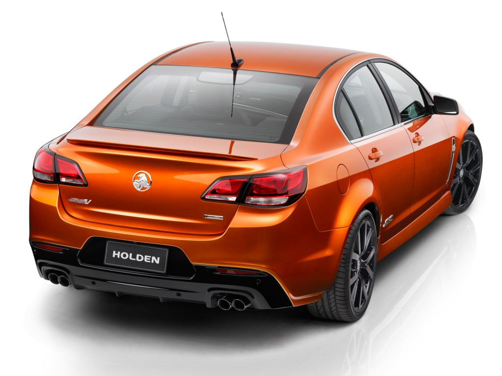 2014 Chevy Ss Gets Closer With Reveal Of New Holden