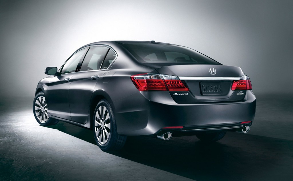 2013 honda accord first images of all new midsize cars with plug in hybrid model. Black Bedroom Furniture Sets. Home Design Ideas