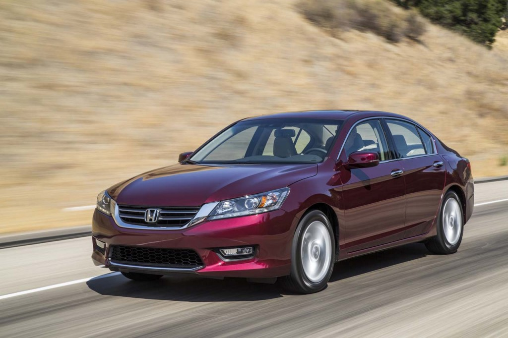 2013 honda accord first drive for Honda accord used 2013