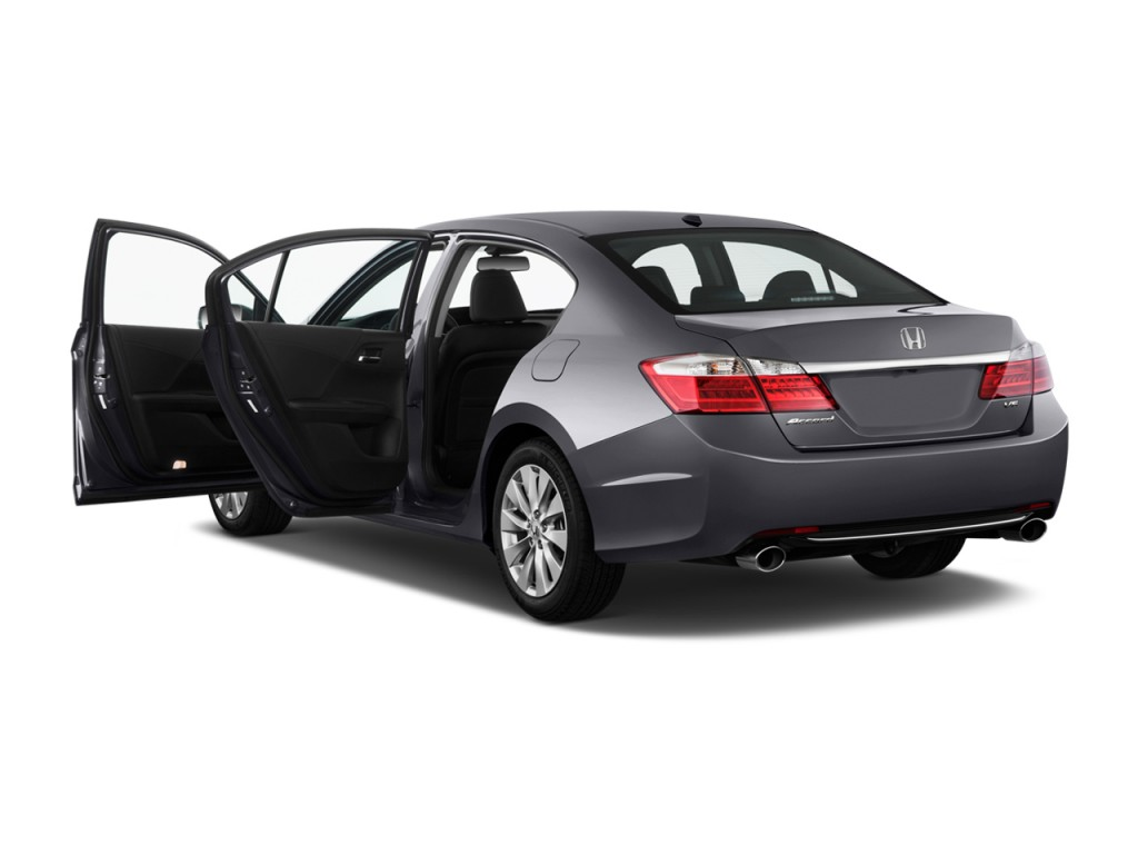 Image 2013 Honda Accord Sedan 4 Door V6 Auto Ex L Open