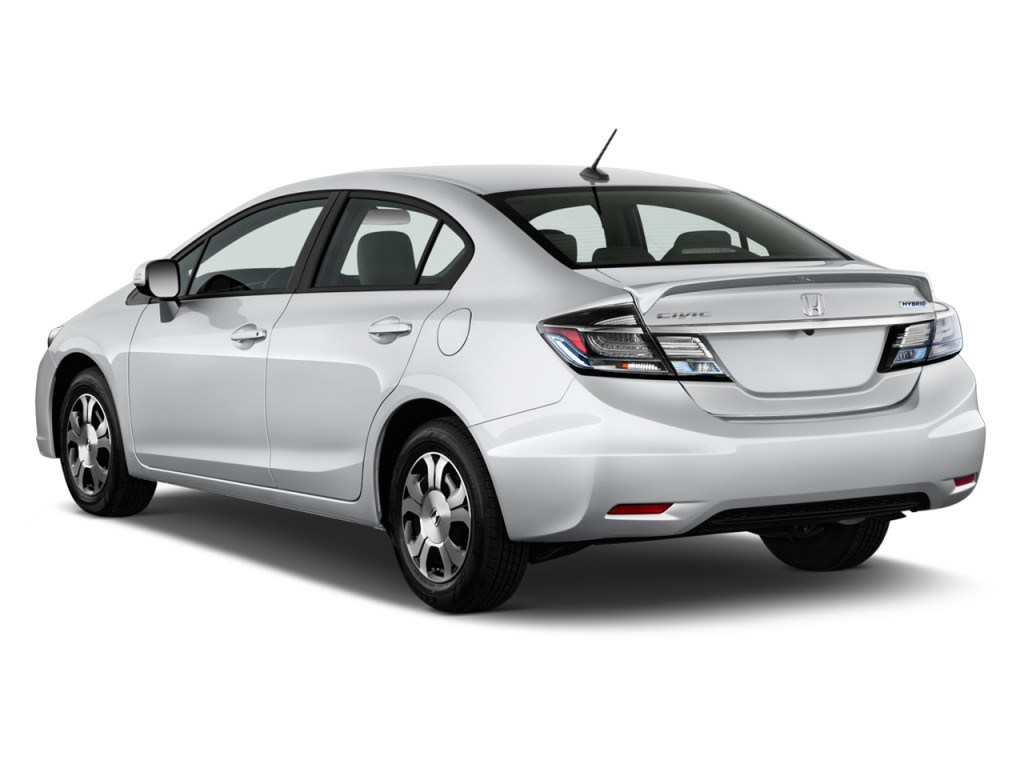 2013 honda civic hybrid pictures photos gallery motorauthority. Black Bedroom Furniture Sets. Home Design Ideas
