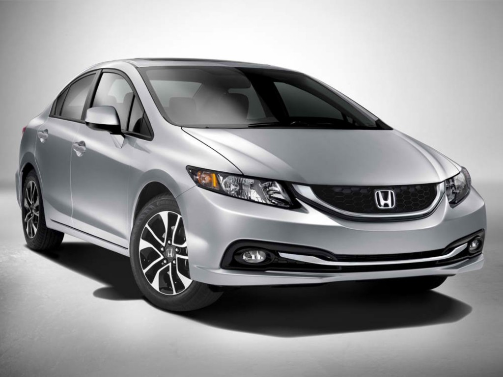 2013 Honda Civic More Value Less Noise And Much More Appeal