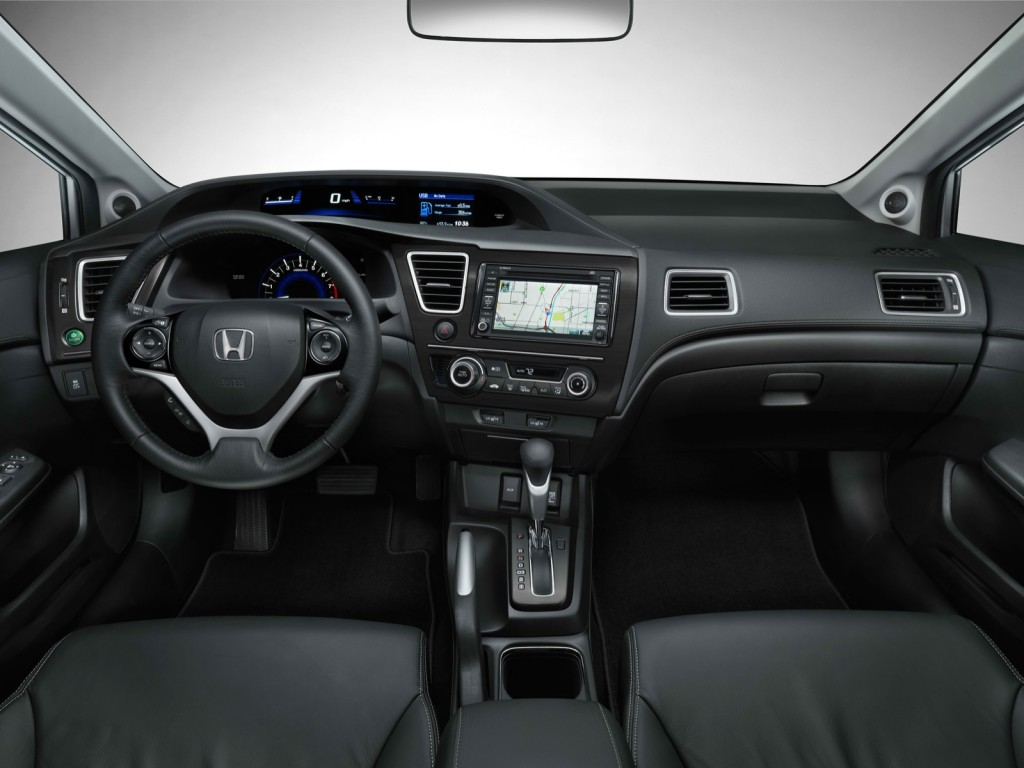 2014 Honda Civic Si For Sale >> 2013 Honda Civic: More Value, Less Noise, And Much More Appeal