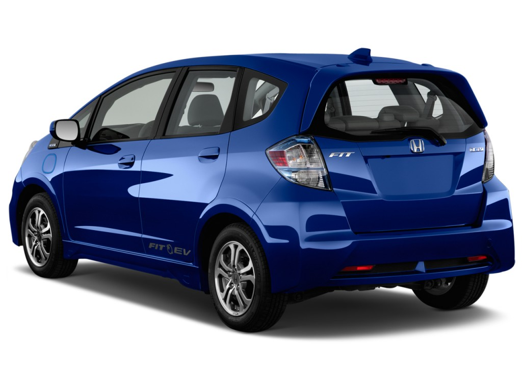 2013 honda fit ev pictures photos gallery the car connection. Black Bedroom Furniture Sets. Home Design Ideas