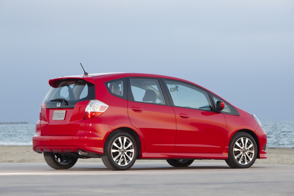 2013 Honda Fit Pictures Photos Gallery Motorauthority