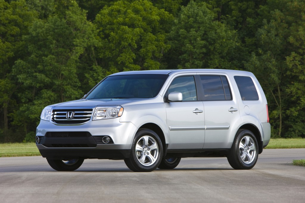 2013 Honda Pilot Pictures Photos Gallery Motorauthority